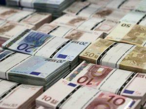 Položené peniaze